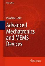 NEW Advanced Mechatronics and MEMS Devices (Microsystems)