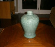 Large Celadon Vase