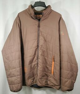 Rocky Men's Hunting Jacket Scent IQ Atomic Athletic Mobility 2XL Brown