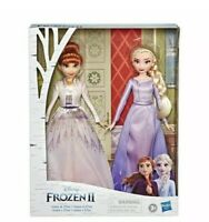 Disney's Frozen 2 Anna Elsa Fashion Set 2019 Collection