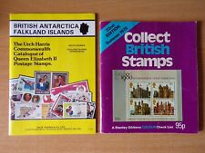 STAMP BOOKLETS - 1978 BRITISH & 1984 BRITISH ANTARCTICA + FALKLAND ISLANDS