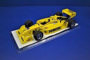 Action 1/18 Scott Goodyear, #4 Pennzoil/Nortel, 2000 Dallara, 1 of 2302,  100304