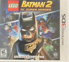 Nintendo 3ds Lego Batman 2