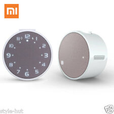 Xiaomi Bluetooth Speaker cum Music Alarm Clock with led display -  WHITE