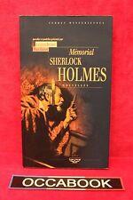 Mémorial Sherlock Holmes - Jacques Baudou - Livre grand format - Occasion