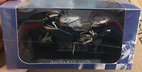"DIE CAST SUPERBIKES  "" APRILIA RSV 1000R "" ATLAS  SCALA 1/24"