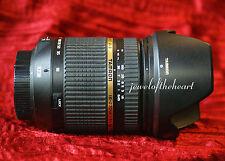 Tamron B003 18-270mm Di-II VC AF Lens For Nikon D40 D60 D3000 D3300 D5200 D5500