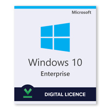 WINDOWS 10 ENTERPRISE 2019 GENUINE LICENSE KEY🔑 INSTANT DELIVERY