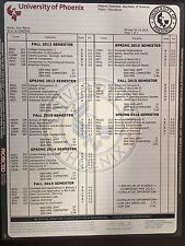 Fake Degree Diploma & Transcripts (READ DESCRIPTION)