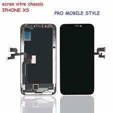 ECRAN  CHASSIS VITRE LCD TACTILE OEM ORIGINAL PR APPLE IPHONE XS + OUTILS