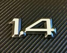 Reproduction 1.4 Nova Badge Opel / Vauxhall