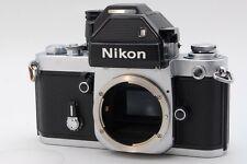 【NEAR MINT】 Nikon F2 Photomic S F2S silver Body DP-2 SLR film Camera Japan #563
