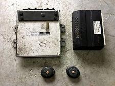 MG TF LE500 1.8 135 ECU & IMMOBILIZER KIT - x2 fob  NNN000830