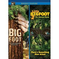 Bigfoot: The Unforgettable Encounter/Little Bigfoot 2: The Journey Home (DVD,...