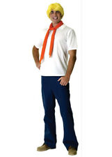 Adulte scooby doo fred costume
