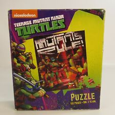 Teenage Mutant Ninja Turtles Jigsaw Puzzle 100 Pieces NEW Mutants Rule