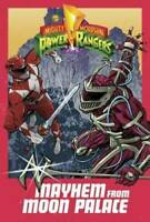 mighty morphin power rangers Mayhem from Moon Palace new authentic book shipfast