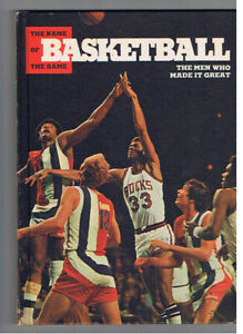 "1973 ""The Name of the Game-Basketball-The Men Who Made it Great"""
