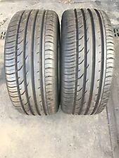 2* Sommerreifen 215/40 R17 87W Continental Conti Premium Contact 2 AO DOT11 7mm