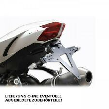 Soporte de matrícula de ducati Streetfighter 848 1098 Heck transformación ajustable Tail Tidy