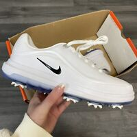 NIKE AIR ZOOM PRECISION WHITE MENS GOLF TRAINERS SHOES SIZE UK6 US7 EUR40