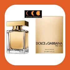 Dolce & Gabbana The One Women 50ml Eau de Toilette Spray New Sealed 100% Genuine