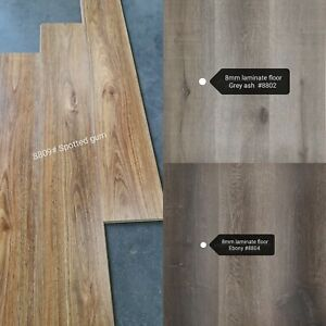 8mm  Laminate timber Flooring /melbourne  floor Sample $1