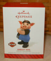 Hallmark 2014 Keepsake Ornament Harley Hog