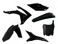 Kit Plastiche Honda CRF 250 2014=>2017 / 450 2013=>2016 Nero Black Plastic Kit