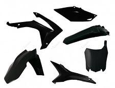 Kit Plastiche Honda CRF 250 2014=>2017 / 450 2013=>2016 Nero Black Plastic Kit