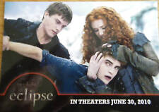 All 7 Twilight New Moon ECLIPSE Promotional promo Card