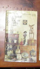 The Antique Buyer's Dictionary of Names A.W. Coysh
