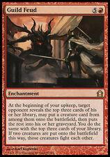 1x Guild Feud Return to Ravnica MtG Magic Red Rare 1 x1 Card Cards