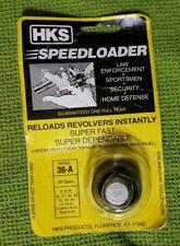 Speedloader HKS 36A .38 special