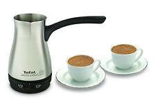 Tefal Coffee Expert Greek Turkish Coffee Maker Electric Pot Briki Silver Gray