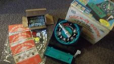 Vintage 1967 Topper Toys As Seen On TV CLOCK-A-GAME Vintage Unique Game