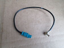 NEW GENUINE VW AUDI AERIAL ADAPTER LEAD CABLE 000098700 NEW GENUINE VW AUDI PART