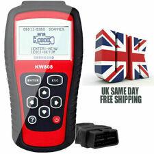 NEW! ALL Car Fault Code Reader Engine Diagnostic Scanner Reset Tool EOBD2 II CAN