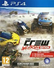 The Crew * Wild run edition - PS4 neuf sous blister VF