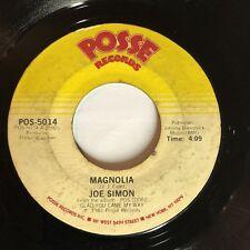 Joe Simon 45rpm Vintage Vinyl Record 1981