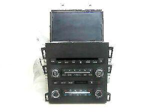 10 11 12 LINCOLN MKZ CLIMATE CONTROL RADIO NAVIGATION