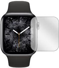5x Schutzfolie für Apple Watch Series 4 44mm Display Folie klar