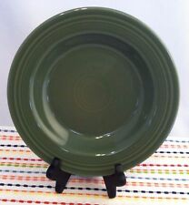 Fiestaware Sage Rimmed Soup Bowl - Fiesta HLC Green Soup Pasta Bowl