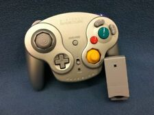 Official Nintendo GameCube Platinum Wireless Wavebird Controller Receiver Super