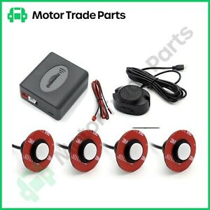 Volkswagen VW Rear Parking Sensors Flush Kit Colour Coded