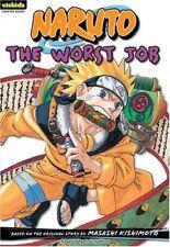 Naruto: Chapter Book, Vol. 3: The Worst Job (Narut