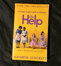 THE HELP paperback book by Kathryn Stockett FREE USA SHIPPING Civil Rights