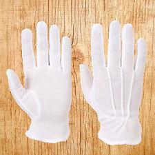 White High Grip Serving Gloves,Waiters,Waitress,Antique Handling,Photo,Jewellery