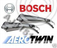 BOSCH Aero Flat Exact Fit Wiper Blades VW TOUAREG 01-06