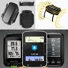 Bluetooth Speed & Cadence Sensor & Magene Gemini 200 ANT+ for Garmin Bryton GPS